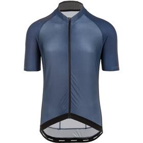 Bioracer Sprinter Maglietta a Maniche Corte Cold Black Light Uomo, blu